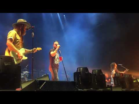 Brothers Osborne, Eric Church, and Ashley McBryde - Proud Mary