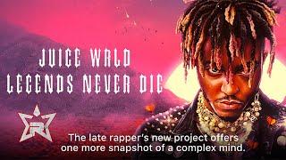 Juice WRLD - Come & Go Ft. Marshmello (Legends Never Die)
