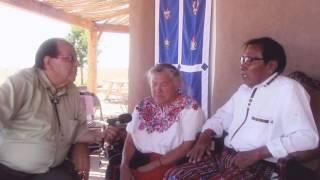 Maya Elder Interviewed by Harmon Houghton   Estancia, New Mexico 2015 NDN1