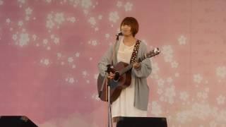Repeat youtube video H29 4 9 rfc桜まつり MANAMI 「福島えがお」