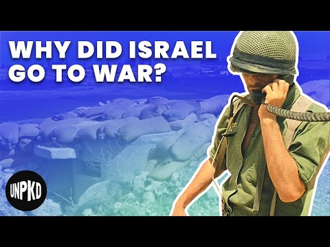 Why Did Israel Go To War? | Six Day War Project #1
