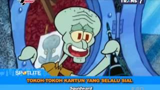 Download Video SPOTLITE Trans 7 - Tokoh Kartun Yang Selalu Sial MP3 3GP MP4