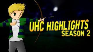 UHC Highlights S2 #21: Secrets, Shots & Swordplay