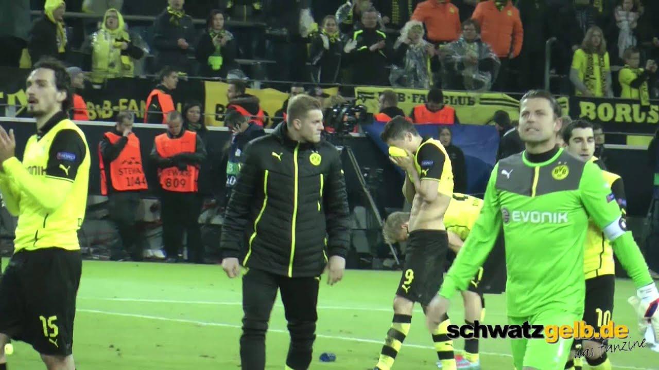 Dortmund - Real 2-0 Ehre, wem Ehre... - BVB - Madrid