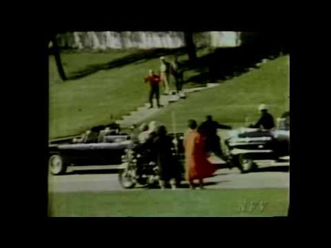 JFK Assassination - Marie Muchmore Film