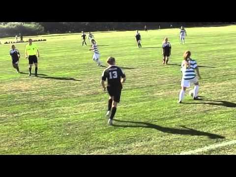 Erin H Soccer Highlight