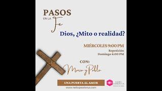 """""""DIOS, MITO O REALIDAD"""", con  #MaríaVentosa y #PabloRomero en #PASOSenLafE #MACAVZIM"""