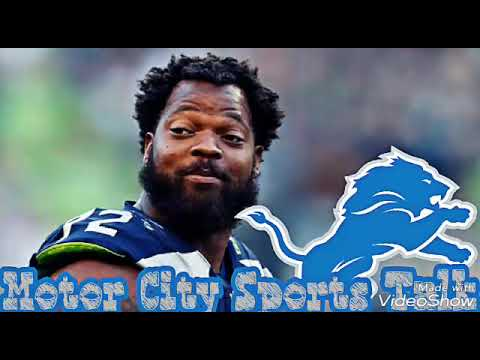 (POV) Should Detroit Lions trade for Seahawk DE Michael Bennett?