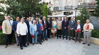 Enrique Ponce XIII Premio Taurino Samueles por 'la Faena más Completa'