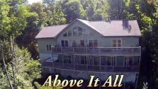 Above It All - Blue Ridge Mountain Rentals