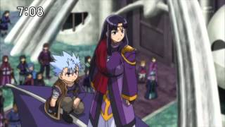 Battle Spirits Sword Eyes Gekitouden ep 45 (1/2)