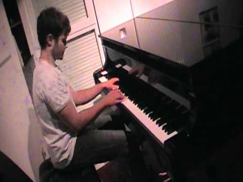 Bob Dylan - Mr. Tambourine Man piano