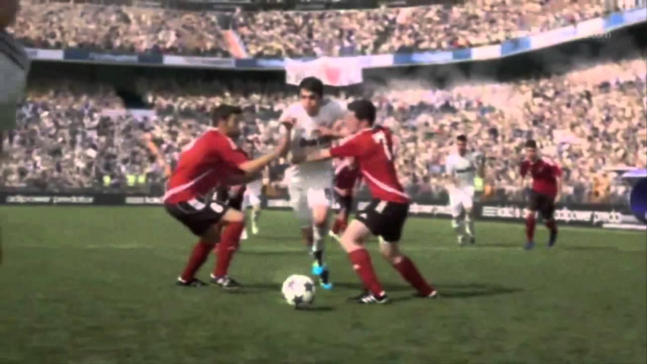 colore veloce a basso prezzo più recente Spot Adidas is all in Messi, Villa, Mourinho, Kaká, Berbatov, Nani ...