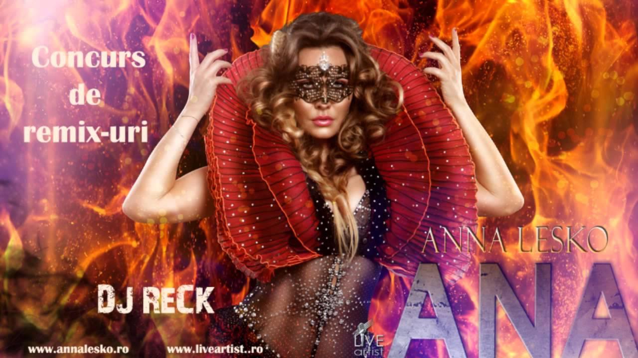 Anna Lesko - ANA (Remix Contest) by DJ RECK - YouTube