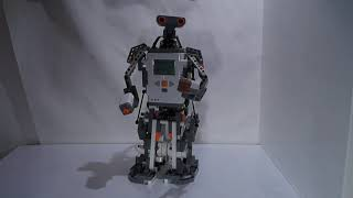 lego Alpha Rex NXT Mindstorms Robotter bauanleitung lego NXT mindstorms robot build instruction