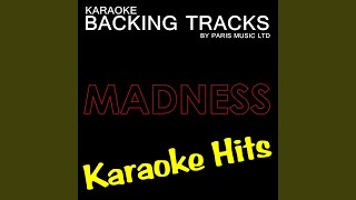 Never Knew Your Name (Originally Performed By Madness) (Karaoke Version)