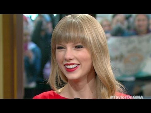 Taylor Swift 'GMA' Interview 2012: Star on New Album 'Red,' Hit Single 'Never Getting Back Together'