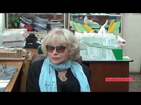 Лариса Скорик рассказала про армян Украины и церковную архитектуру