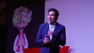 You cant change what you cant see | Vinay Modi | TEDxTaxilaBusinessSchool