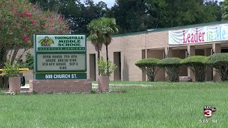 Youngsville Mother concerned with school policy after fight