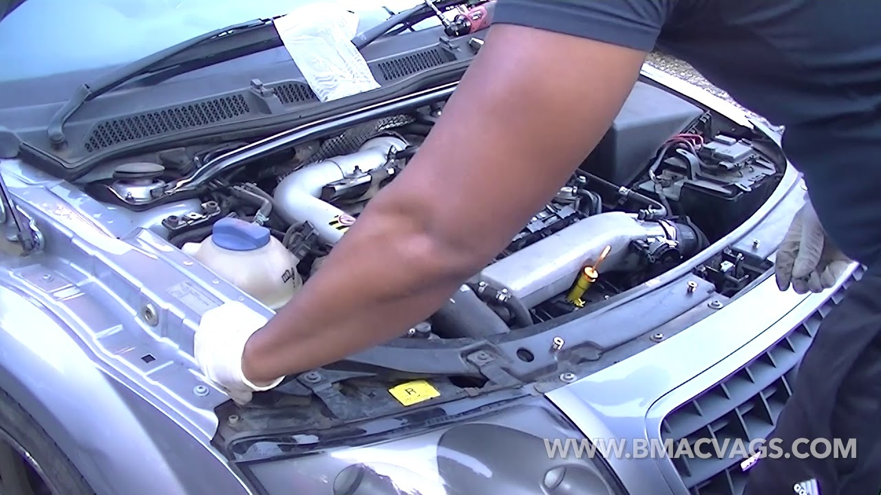 Audi TT Boost Leak Hose & Tidying Up Engine Bay - YouTube | Audi Tt Engine Bay Diagram |  | YouTube