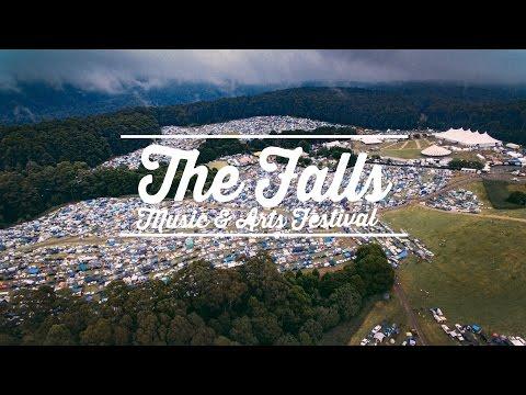 Falls Music Festival | Lorne | 2016 - 2017
