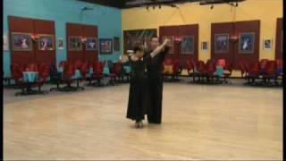 Bronze Paso Doble Routine Ballroom Dance Lesson