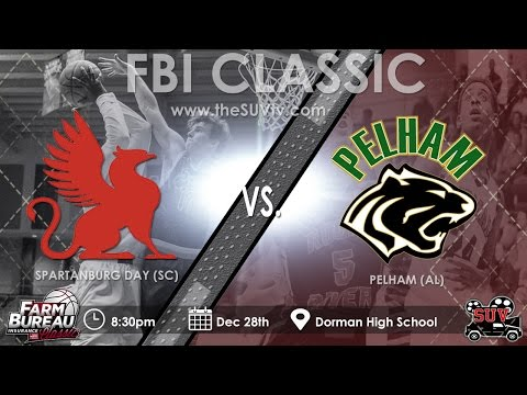 2016 Farm Bureau Insurance Classic: Pelham (AL) vs. Spartanburg Day (SC)