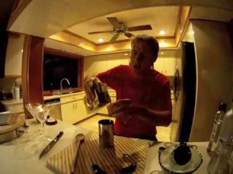 How To Make A Chili Martini with Ken O