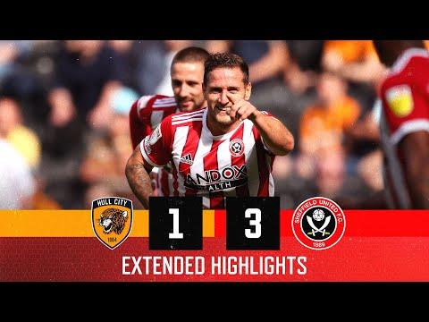 Hull Sheffield Utd Goals And Highlights