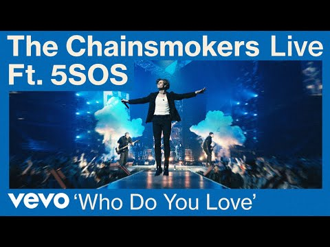 image for WATCH: The Chainsmokers & 5SOS release Who Do You Love tour performance