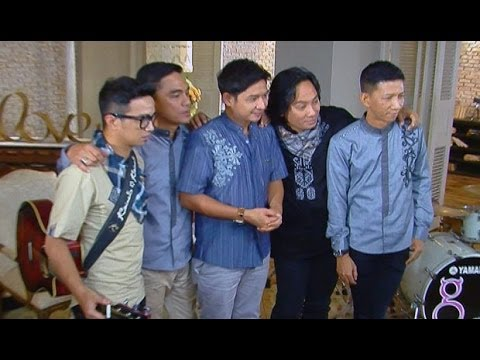 Ungu Syuting Video Klip Lagu Religi - WasWas 02 Juli 2014