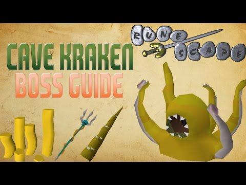 Cave Kraken Boss Guide | Kraken Slayer Task | Old School Runescape