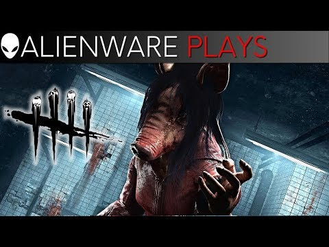 Dead by Daylight Gameplay on Alienware Area-51 with Tobii