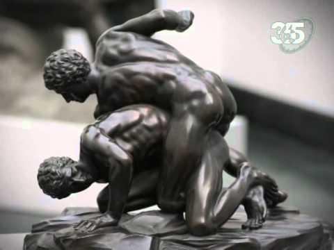 Первые олимпиады.