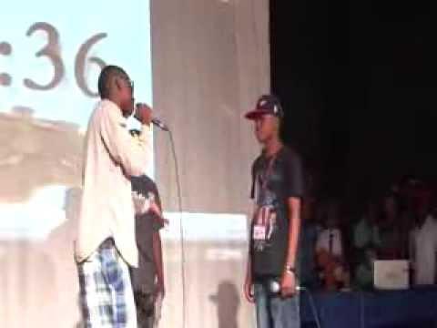 EMWAY B African hip show part 2