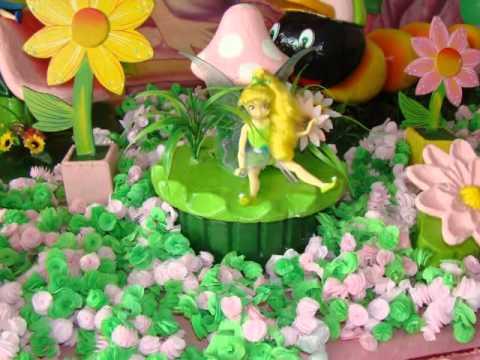 Decoração Sininho Luxo - Baboo Festas Infantis