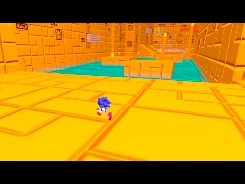 Sonic Utopia: SAGE 2016 Demo - How to get to the Labyrinth Zone Cave?