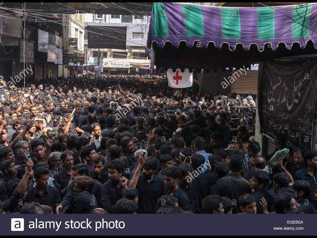 Zakir Haji Nasir Abbas Notak yadgar Majlis