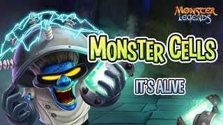 Monster Lab Launch trailer - Monster Legends