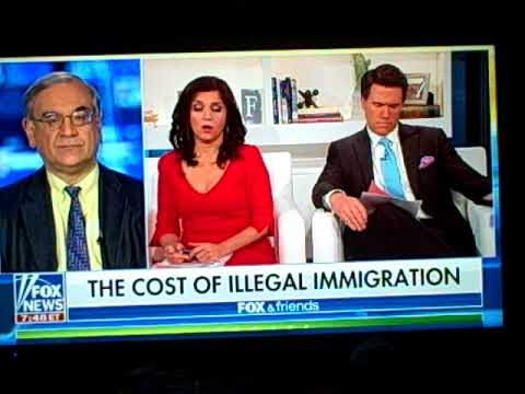 The True Cost of Building The Wall VS paying for illegal immigrant's care