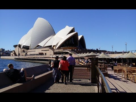 5 Free Tourist Attractions In Sydney, Australia
