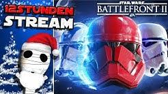 Star Wars Battlefront 2 1/4 🔴 12 Stunden Stream // Livestream