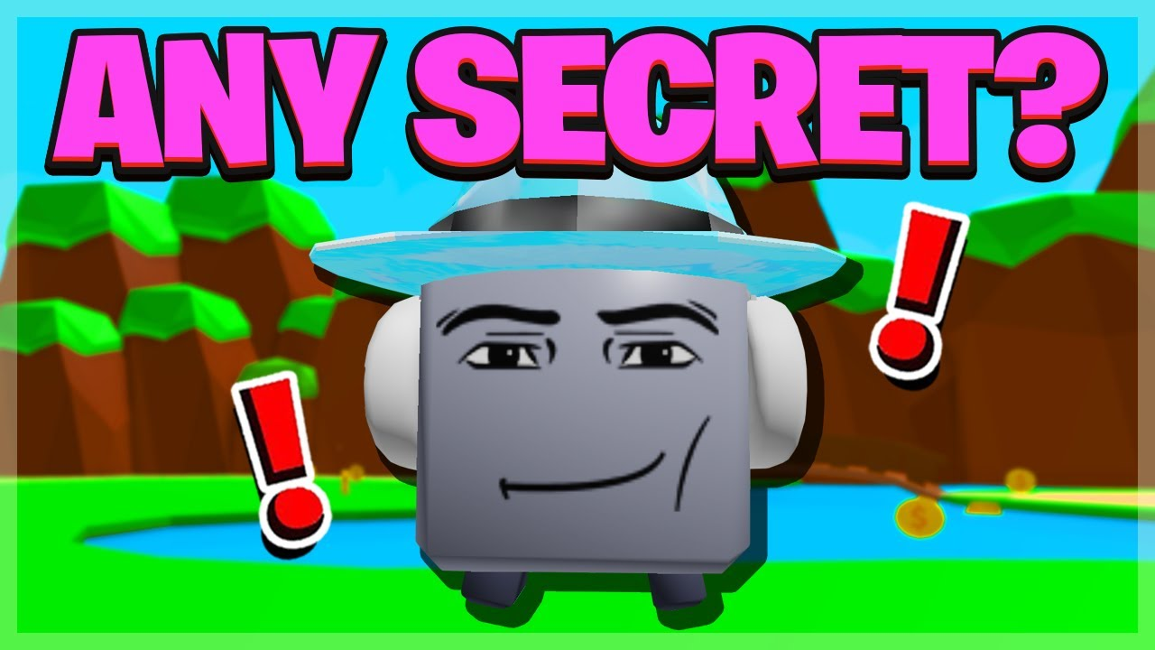 THIS GAME ALLOWS YOU TO HATCH ANY SECRET PET IN ROBLOX BUBBLE GUM SIMULATOR!