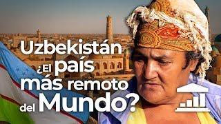 UZBEKISTÁN: ¿El país MÁS REMOTO del MUNDO? - VisualPolitik