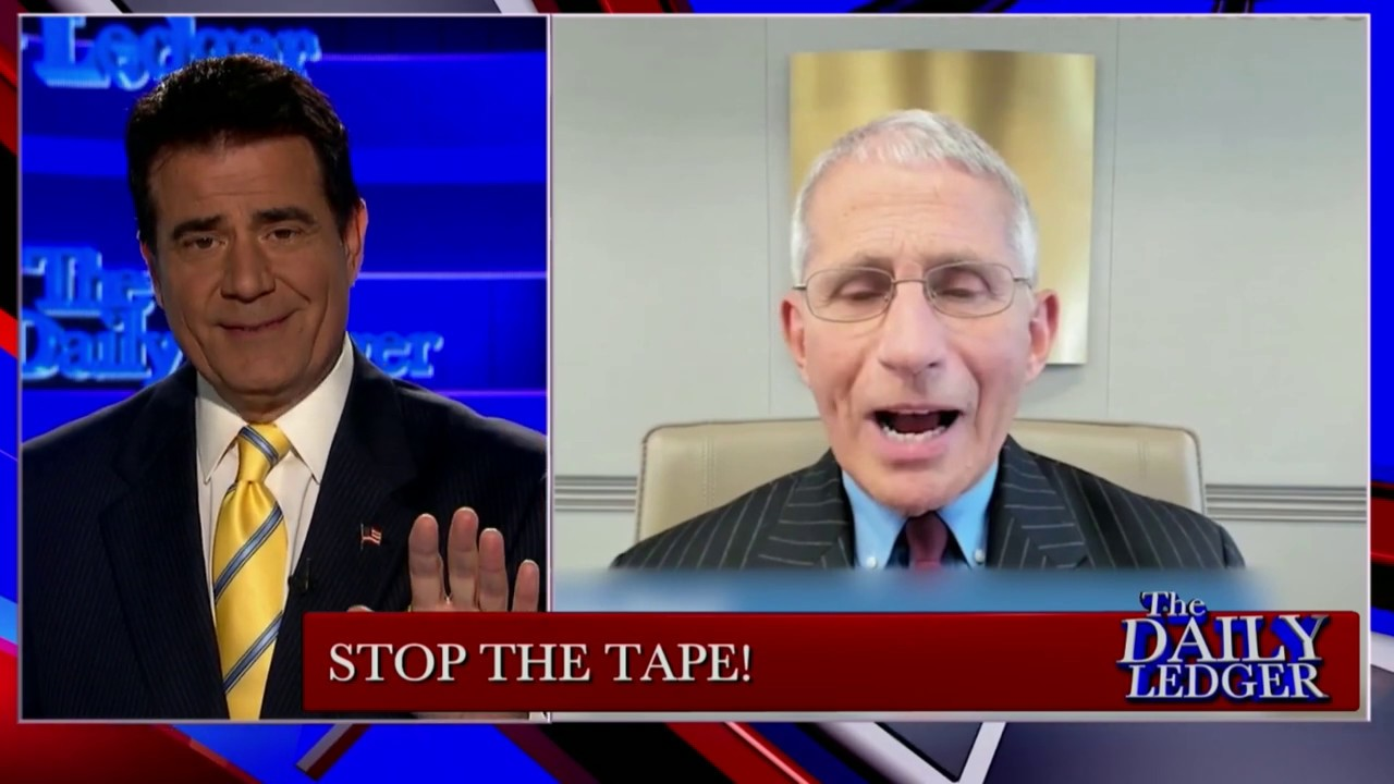 Stop the Tape! Dr Fauci's America Part 1