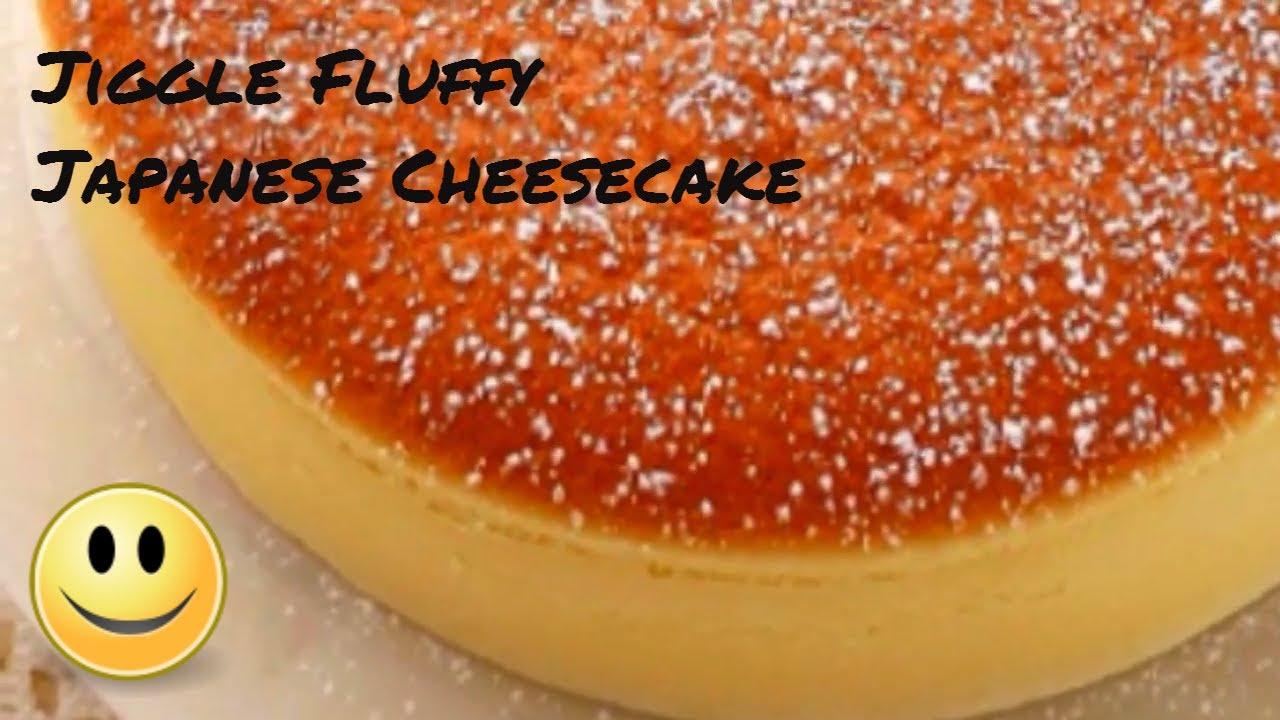 Recipe For Japanese Jiggly Cake