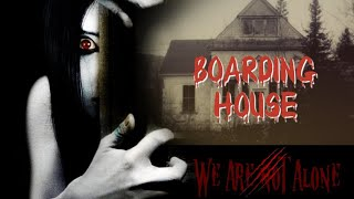 Ang Haunted na Boarding House (True Horror Story) - Tagalog Horror Story