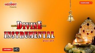 Instrumental on Devotional | Devotional Songs on Flute & Sitar | Hindu Devotional |width=