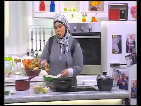 دجاجة محمرة - ملوخية - لسان عصفور - سلطة بلدى - خبز مصرى | على قد الأيد حلقة كاملة